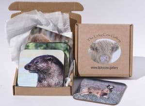 British Mammal Coasters
