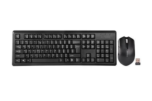 A4 Tech 4200N Wireless Keyboard and Mouse