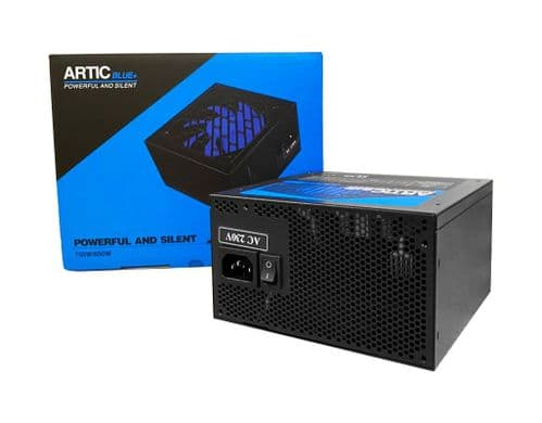 Artic Blue 750W Blue Fan