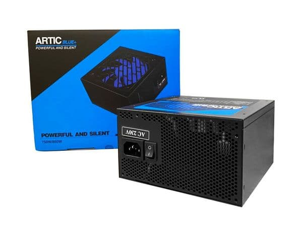Artic Blue 850W Blue Fan