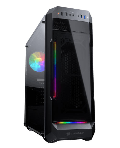 Cougar MX-331-T RGB Mid Tower Gaming Case