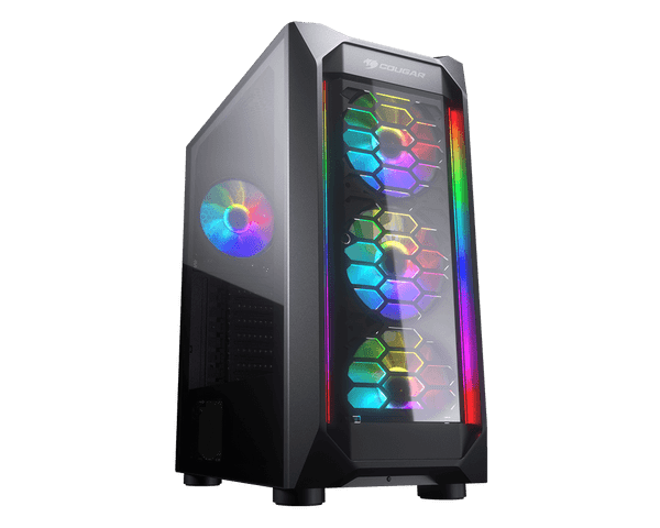 Cougar MX410-G RGB Mid Tower Gaming Case