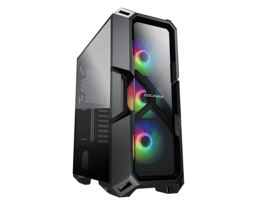 Cougar MX440-G RGB Mid Tower Gaming Case
