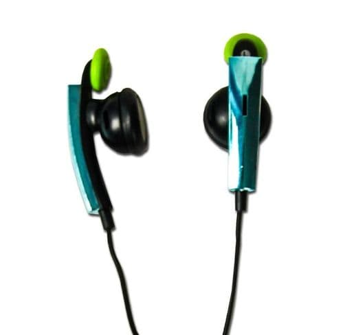 Eye-T In-Ear Headphones Blue BL-649