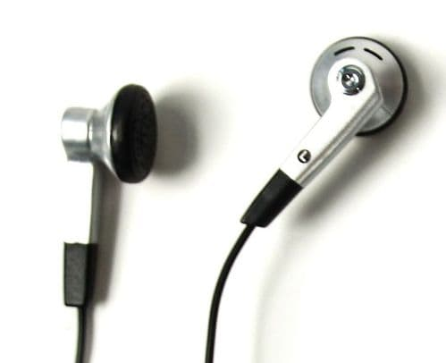 Eye-T In-Ear Headphones Silver BL-666