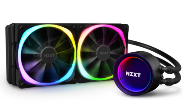 NZXT Kraken X53 RGB 240mm All-In-One Liquid Cooler