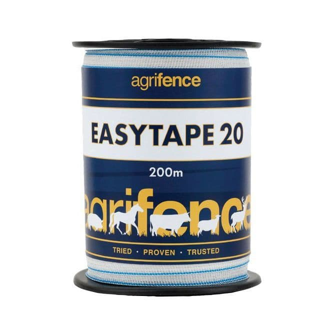 Agrifence Easy Tape 20mm x 200m