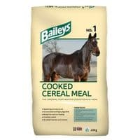 Baileys No 1 Cooked Cereal Meal 20kg