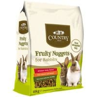 Country Value Rabbit Fruity Nuggets 10kg