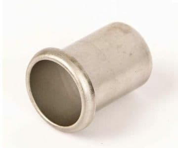 20 x 10mm Polyplumb pipe inserts / sleeves. Steel. Polyfit support stiffener