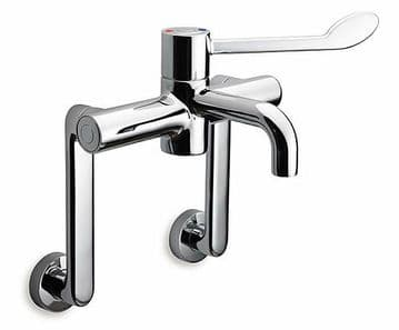 Armitage Shanks Markwik S8243AA thermostatic mixer tap with extended legs