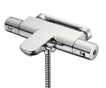 Ideal Standard Alto Ecotherm thermostatic bath / shower mixer tap chrome A5634AA