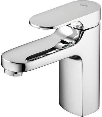 Ideal Standard Moments basin mixer tap WITHOUT pop-up waste. Chrome A5565AA