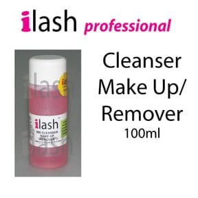ilash cleanser / eye make up remover