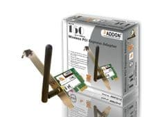 Addon NWP201E 11N 150Mbps Wireless PCI Express Adapter