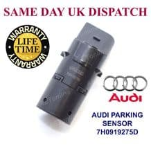 AUDI A3 S3 A4 A6 PDC ULTRASONIC 3 PIN PARKING SENSOR 7H0919275D