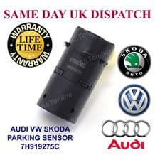 AUDI A4 A6 A8 VW SKODA FRONT AND REAR PDC PARKING SENSOR 7H919275C
