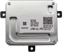 Audi LED DRL Daytime Running Lights Control Unit Module 4G0907697D