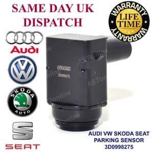 AUDI Q7 VW GOLF TOUAREG NEW BEETLE SKODA SEAT ALTEA PDC PARKING SENSOR 3D0998275