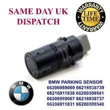 BMW FRONT AND REAR SENSOR E46 E39 E60 E63 E38 E65 E83 E53 E85 E86 66206989069