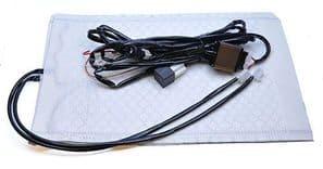 Carbon Fibre Element 3 Level Heated Seat Retrofit Kit