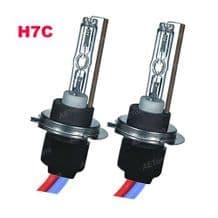 H7C HID Xenon 42mm Short Bulbs for Headlight 35w