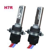 H7R (Anti-glare) HID Xenon Bulbs for Headlight 35w