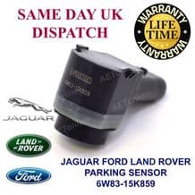 JAGUAR LAND ROVER FORD FRONT AND REAR PDC PARKING SENSOR 6W83-15K859
