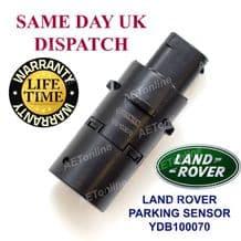 LAND ROVER PARKING SENSOR 3 PIN RANGE ROVER MKIII L322 YDB100070