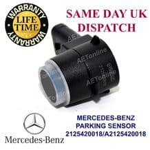 MERCEDES BENZ 3 PIN PDC PARKING SENSOR for A B C E S SLS CLS SLK Vito 2125420018