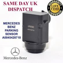 MERCEDES BENZ PARKING SENSOR for C CL CLK CLS GL E A M S Class VITO A0045428718