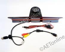 Mercedes Sprinter LED Infrared 3rd Brake Light Rear View Reversing Colour Camera