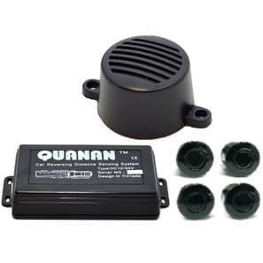 QUANAN Q1840 4 Sensors Audio OEM Sound Speaker Parking Sensor Kit