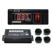 QUANAN Q3040 4 Sensors Audio OEM Sound Speaker LED Display Parking Sensor Kits