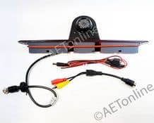Sprinter 2007-2020  Rear View Reversing High Level Brake Light Camera with /without Monitor (1)