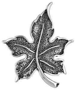 Simple Elegant  Vintage Style Leaf Brooch / Pin - Perfect Gift for Christmas, Mothers Day, Teachers Day, Birthday