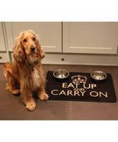 Pet Rebellion Eat Up and Carry On Mat