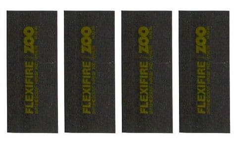 2mm - 100 x 42mm Hinge Intumescent Pack - ZIH0160G