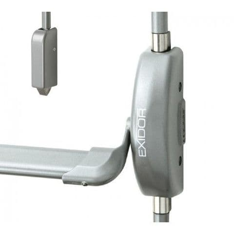 Exidor 512-B/UD Push Bar 2 Point Panic Bolt With Vertical Pullman Latches