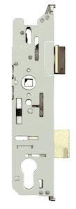 FUHR Lever Operated Latch & Deadbolt - Centre Case 30mm Backset