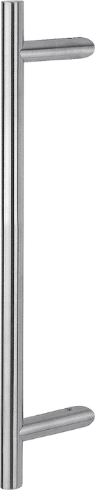 Hoppe AR3625 Offset Pull Handle For Entrance Doors