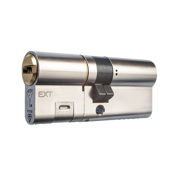 Mul-T-Lock Break Secure 3DS Euro Profile Cylinder Lock 3-Star Diamond Secure
