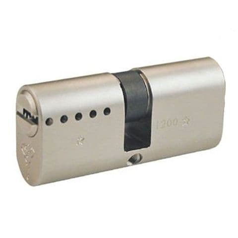 Mul-t-Lock Interactive+ Oval Double Profile Cylinder