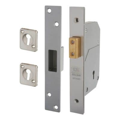 Union 3G110 - 5 Detainer Mortice Deadlock