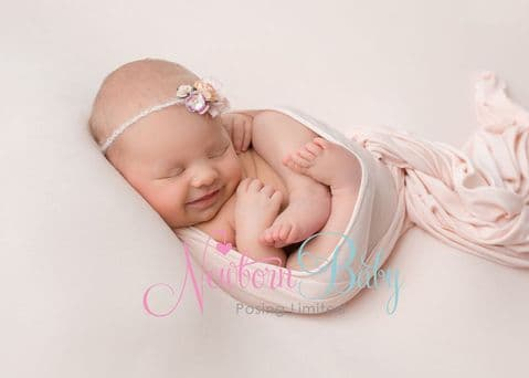 Backdrops, Wrap & Hair Tie Bundle ~ Many colours FREE with orders over £60
