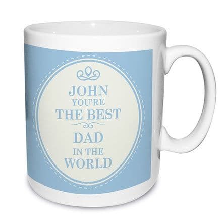Personalised Mug - Best in the World
