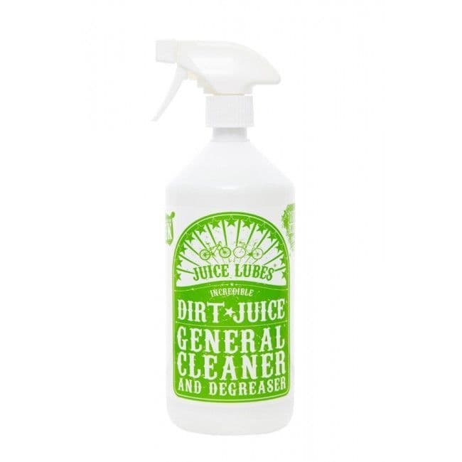 Juice Lubes Incredible Dirt Juice Cleaner and Degreaser - Less Gnarl 1L