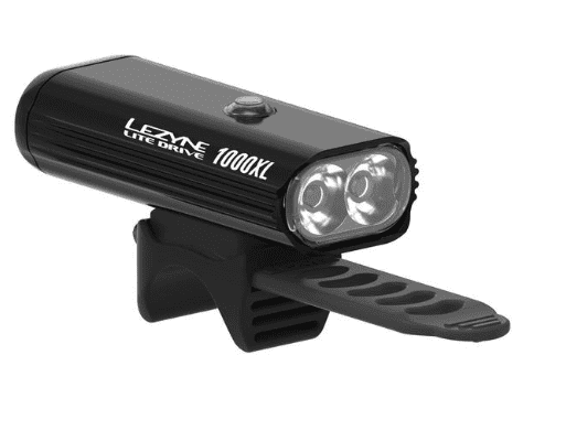 Lezyne Front LED Cycle light Lite Drive 1000XL - Rechargeable