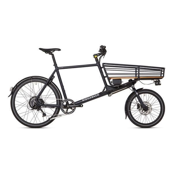 Ridgeback Butcher Cargo eBike M/L with powerful assistance