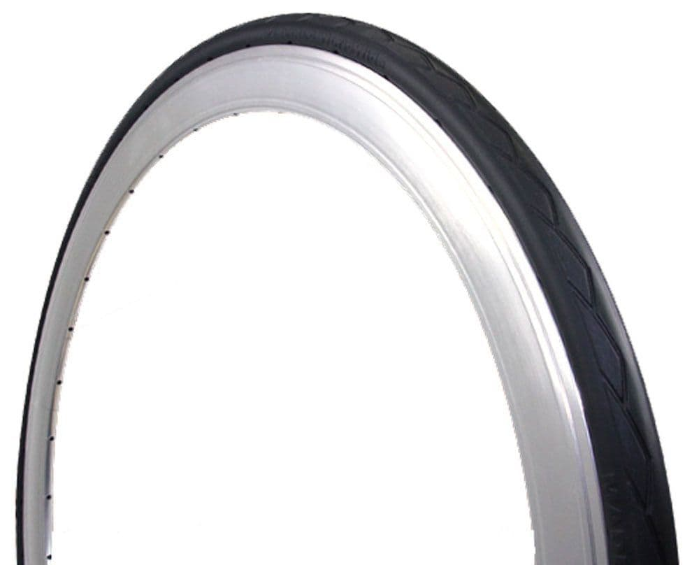 Tannus Semi Slick Solid Road Tyre